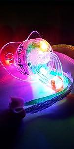 Amazon.com: GloFX Chupete LED – Paquete de 4 – Rave Binkie ...