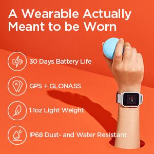 Amazon.com: Amazfit Bip Smartwatch by Huami w/All-Day Heart ...