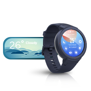 Amazon.com: Amazfit Verge Smartwatch by Huami con GPS+ ...