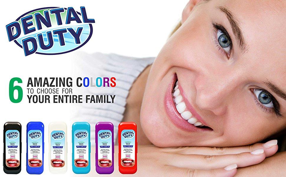 Dental Duty Hygiene Kit