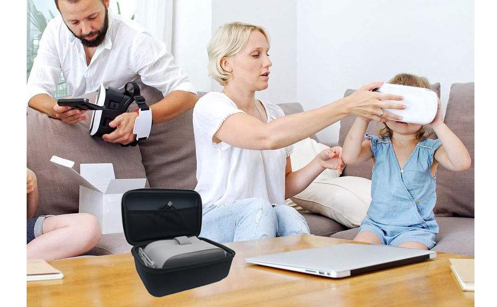 Oculus Go case