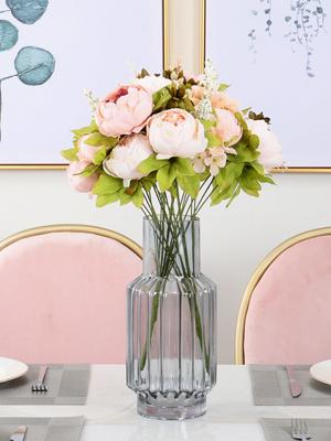 Penoy Silk Flower Arrangement