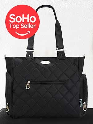 9ca089c2e637 Diaper bag backpack for boys girls waterproof stroller straps multi  function travel bag changing pad