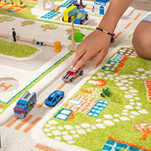 ivi 3d play rugs for kids