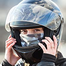 motorcycle riding atv face mask wind proof