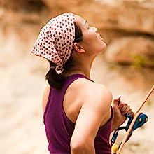 foulard do rag climbing hiking