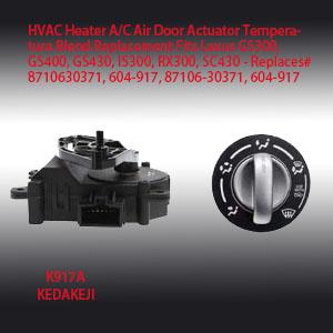 A//C AC Evaporator Core fits Lexus GS300 GS400 GS430 IS300 RX300 SC430