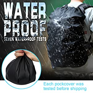 Waterproof Cover for Backpack