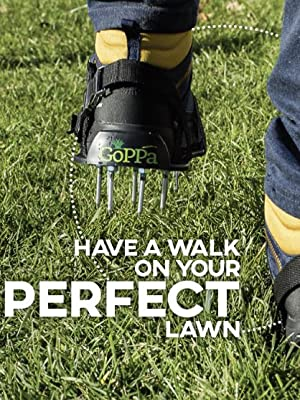 lawn aerator shoes sandals aerating