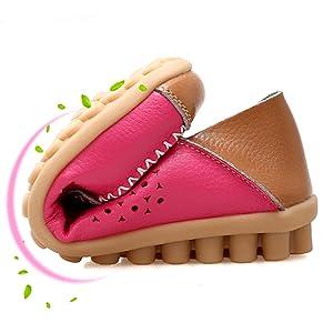 Amazon.com   Ablanczoom Shoes for Women Flats Comfortable ...
