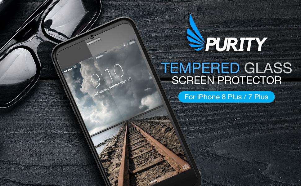 Purity iPhone 8 plus/ iPhone 7 plus Screen Protector