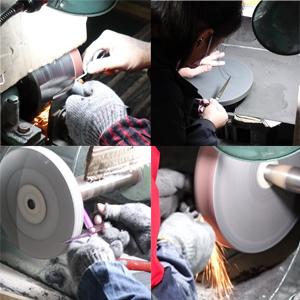 Polishing and grinding