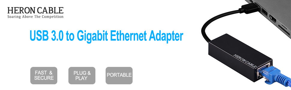 usb 3.0 ethernet network adapter