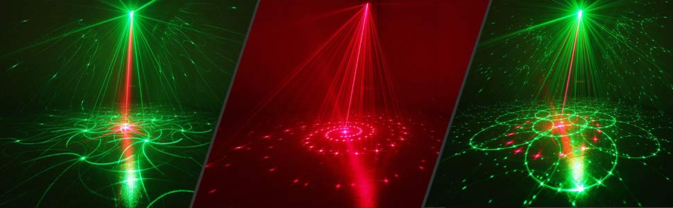 Flashandfocus.com 76548666-f75b-4441-82e1-2ec56bfc688b._CR0,0,970,300_PT0_SX970__ Party Lights DJ Lights,Disco Stage lights Sbolight Led Projector Strobe lights dj equipment for Stage Lighting with…