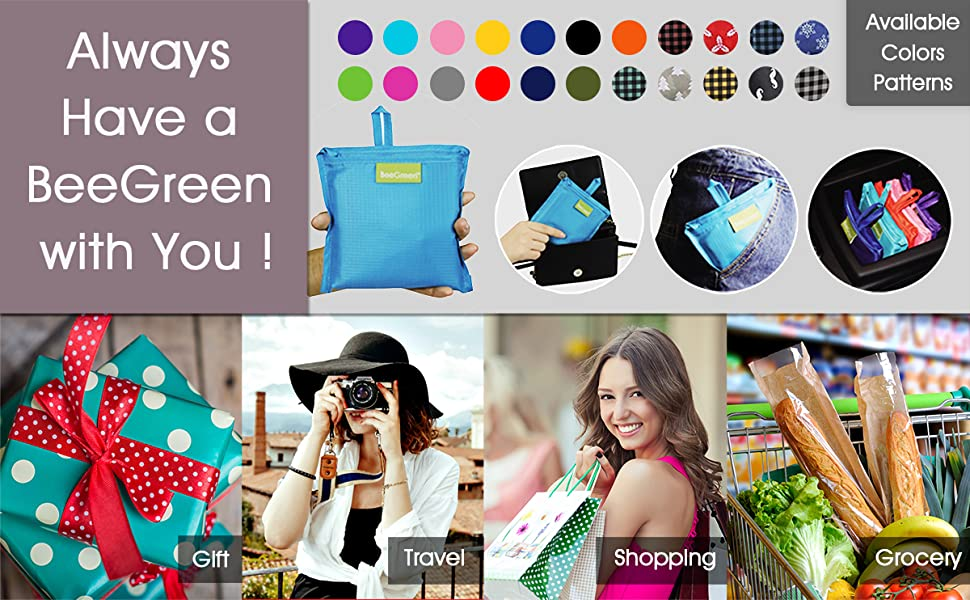 mulit-purpose shopping bags