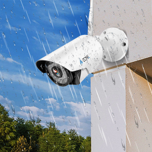 960P HD Wireless IP67 Weatherproof Camera