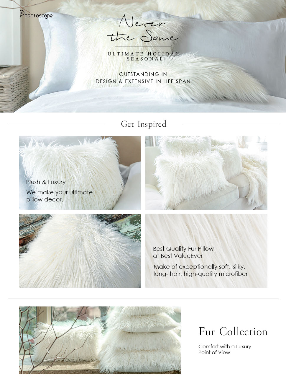 white pillow real cushion from in square tibetan mongolian chair genuine pillowcase lamb home item throw fur covers cover decorative