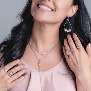 925 sterling silver gemstone band ring fancy elegant feminine essential unique ring
