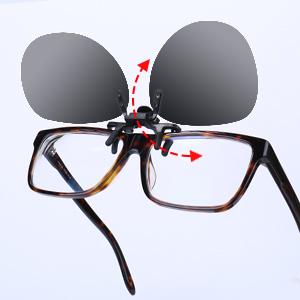 Easy Clip-on Sunglasses
