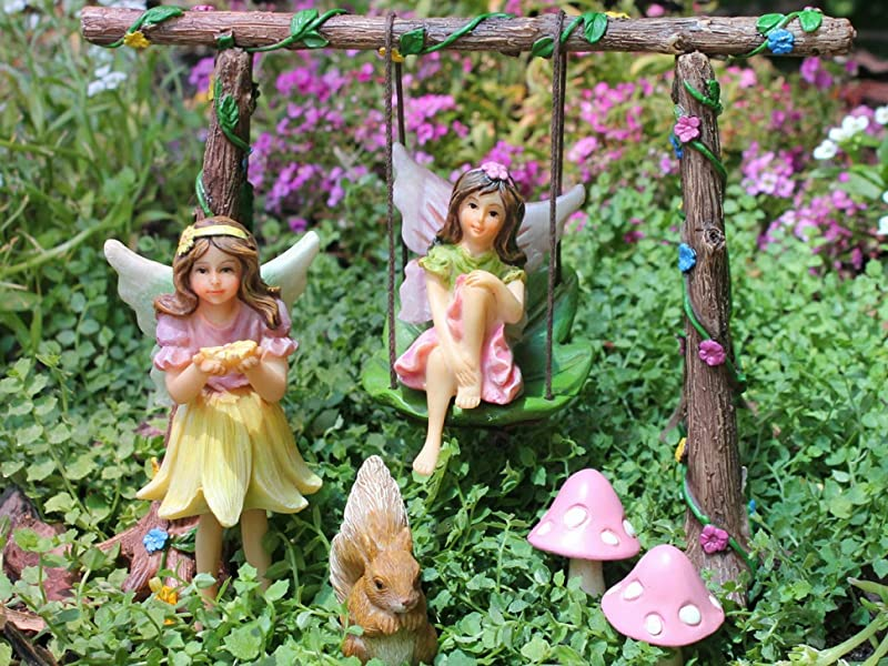 building fairy gardens are great fun - Fairy Garden Images