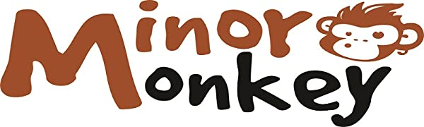 minor monkey duvet