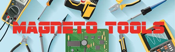 Magneto tools soldering iron