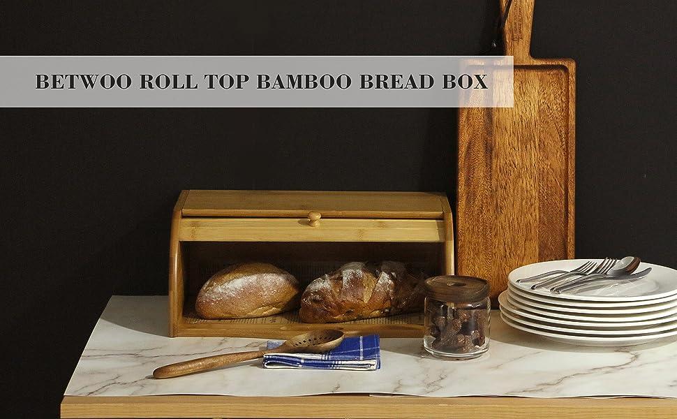 kitchen Bread box