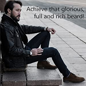 full and rich beard
