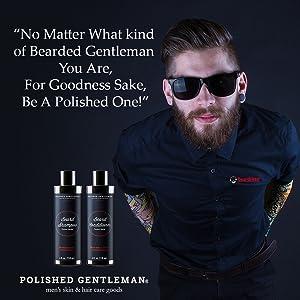 polished gentleman