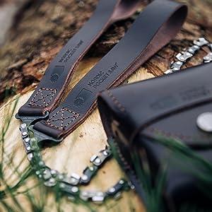 mini folding survival saw
