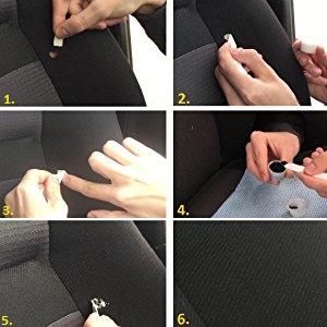 ATG004 Textil-Fix Brandloch Reparatur Set