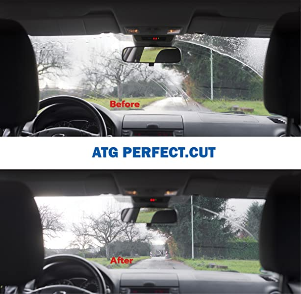 ATG Universal Windshield Wiper Regroover from Perfect.Cut I Auto Windshield Wiper Cutter I Wiper Blades Repair Quickly and Easily I DIY Smart Repair ...