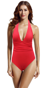 9d30080c1ba Plunge One Piece Swimsuit · Deep V One Piece Swimsuit · Deep V One Piece  Swimsuit · High Neck One Piece Swimsuit · Backless One Piece Monokini