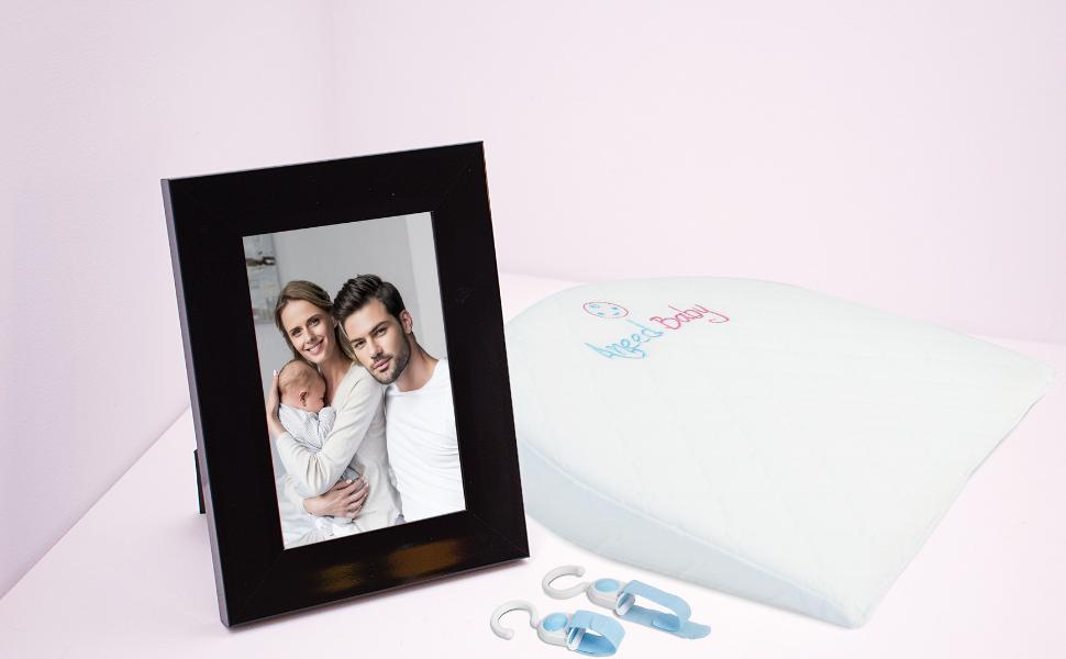 Amazon.com: Almohada Dormir Bebé | hipoalergénico bassinet ...
