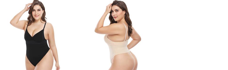 1ecea9860637f Queenral Breathable Sash Slimming Sling Underwear Women Waist Trainer  Lingerie