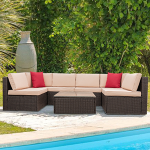 patio furniture sofa
