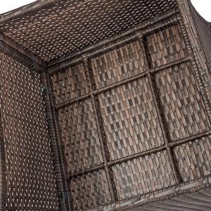 Amazon.com: Devoko - Juego de muebles de porche, 3 piezas ...