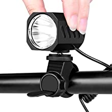 battery powered headlight luces bicicleta bite light bright bike headlight bike safety gear