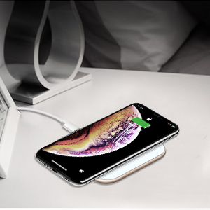 wireless charger iphone 8
