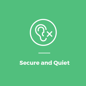 Secure and Quiet