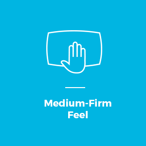 Medium Firm Feel