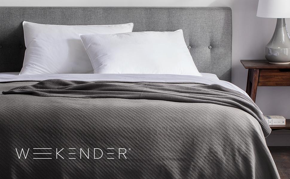 weekender pillows