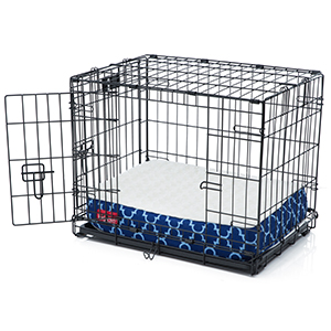 Brindle Pet Beds fits in crates