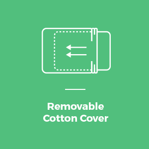 Removable Cotton Cover