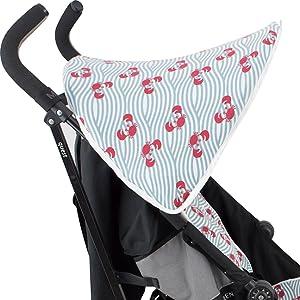 Cover stroller janabebe