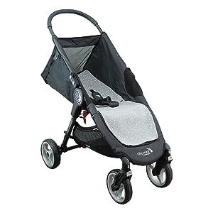 Amazon.com: Alfombrilla para Baby Jogger City Mini y Joolz ...