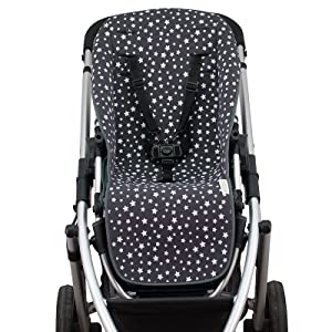 Janabebé mat for Uppababy Vista (Raccoon)