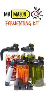 Fermenting kit