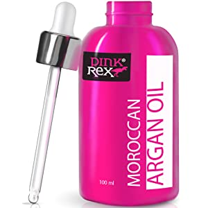 Pink Rex Argan Oil