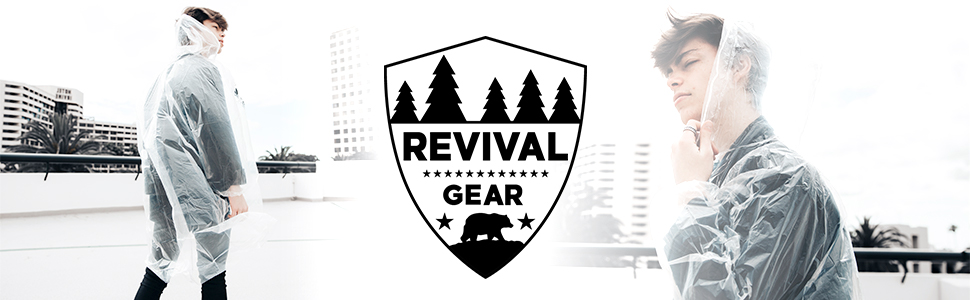 Revival Gear Poncho